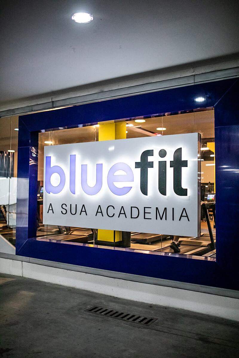 BlueFit Academia