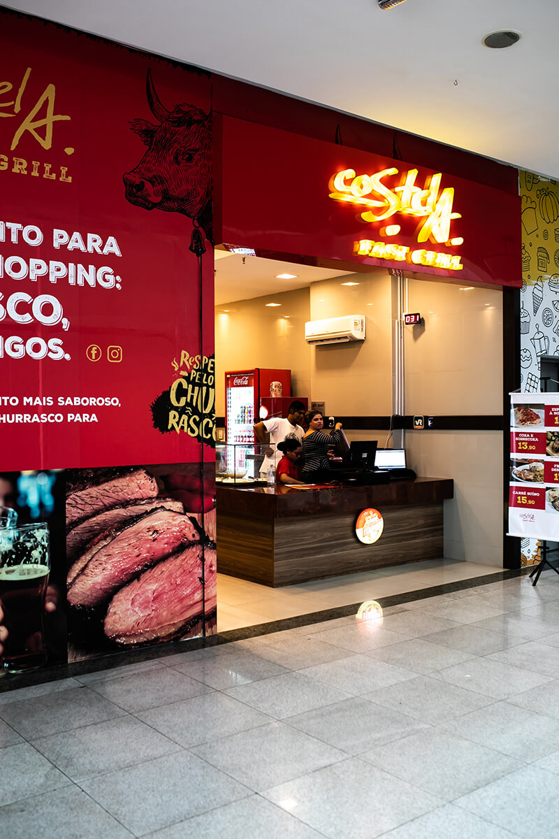 Costela Fast Grill