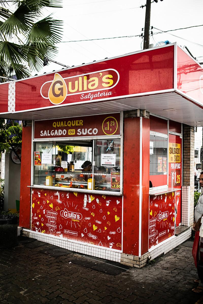 Gulla's Salgateria
