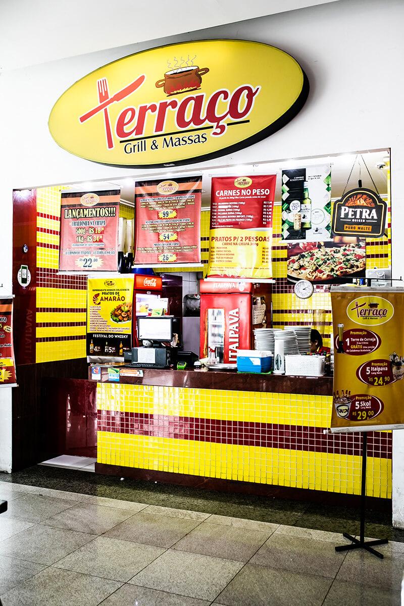 Terraço Grill & Massas