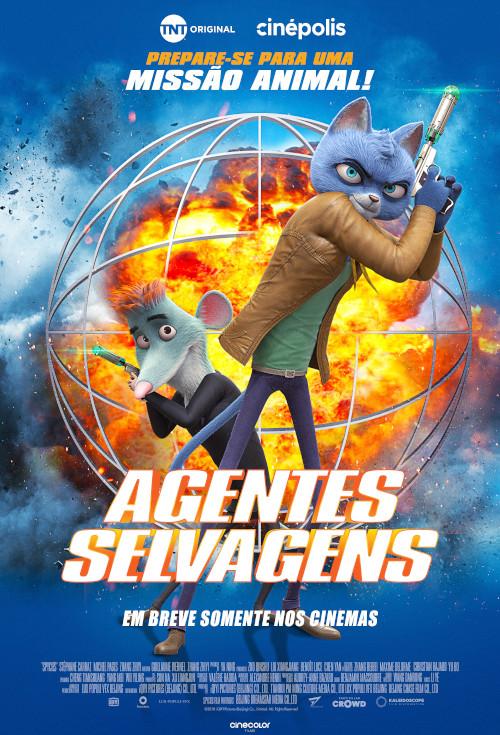 Spycies: Agentes Selvagens