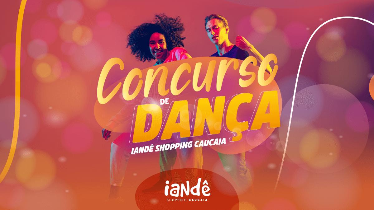Concurso de dança Iandê Shopping Caucaia